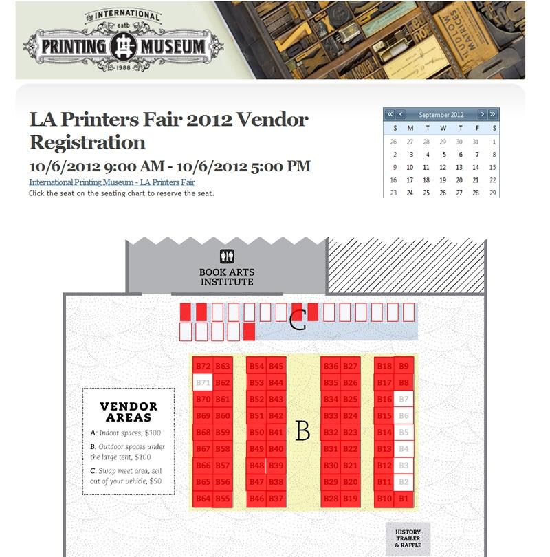LA Printers Fair