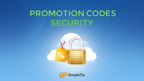 10 Promo codes security