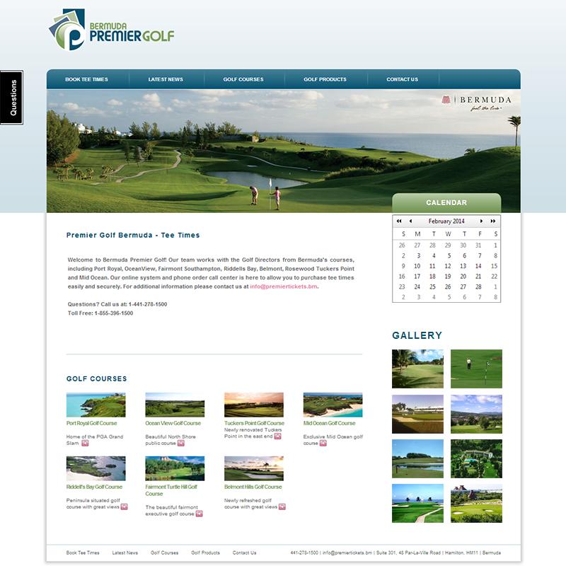 Premier Golf Bermuda