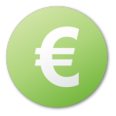 currency_euro green