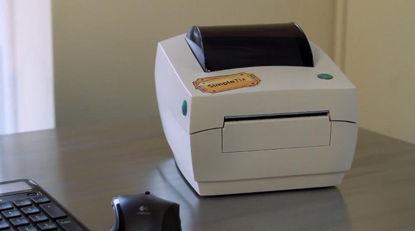 The Best Ticket Printer Yet! Zebra GC420
