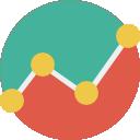 226666 - analytics chart diagram graph report
