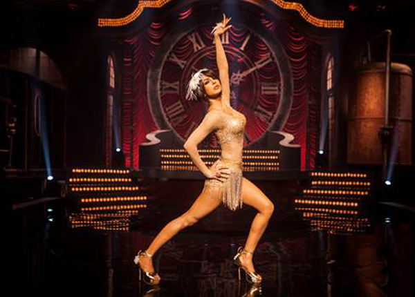 Priyanka As Cabaret Dancer Nandita In Gunday