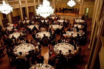 Selling Seats Or A Whole Table For A Dinner Gala?  SimpleTix Has You Covered!