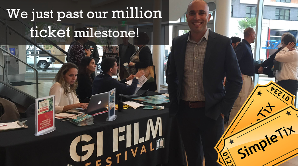 SimpleTix Announces Millionth Ticket Sold, New Offices In Old Town Alexandria